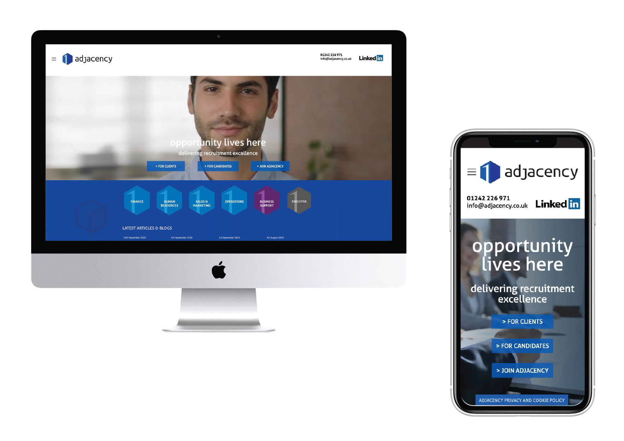 adjacency-website