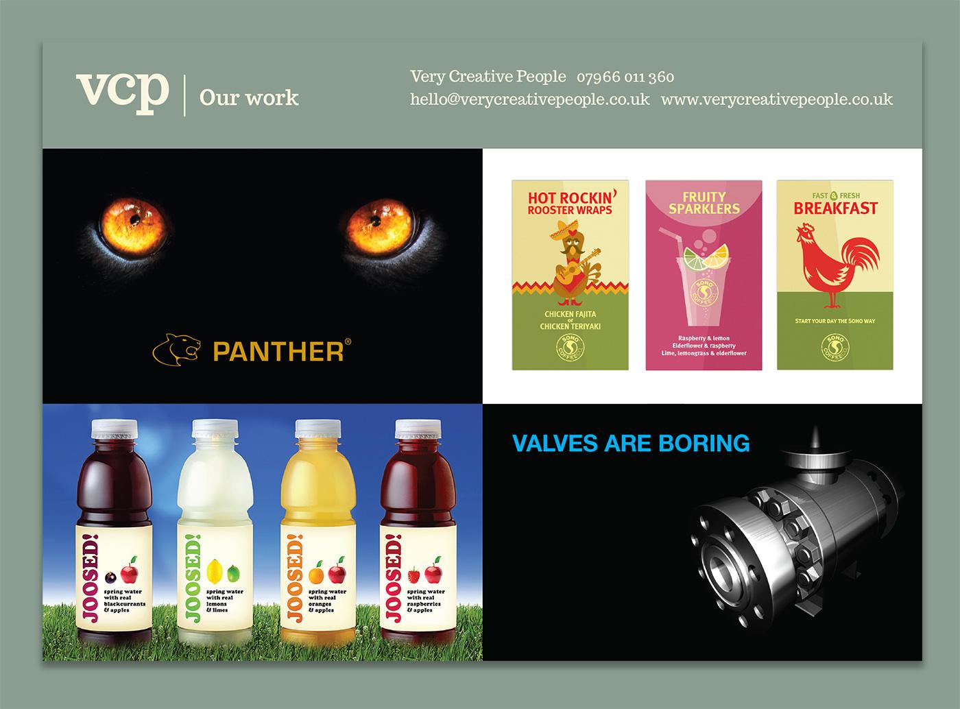 vcp portfolio